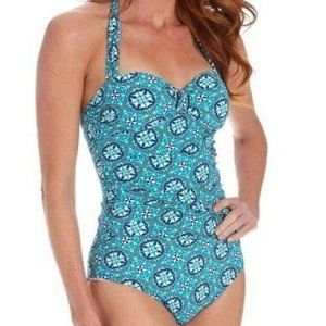 Spanx Assets One Piece Swimsuit